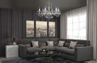 Living Room  Cut Glass Crystal Chandelier L16052CE