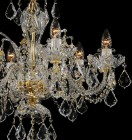 Chandelier crystal  LUCH6SW - detail