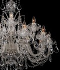 Chandelier crystal  LUCH15SW - detail