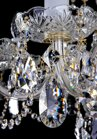 Cut Glass Crystal Chandelier  L16052CE - detail