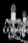 Cut Glass Crystal Chandelier  L16052CE - candle detail