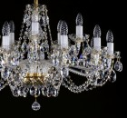 Traditional Crystal Chandeliers L059CE - detail