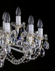 Traditional Crystal Chandeliers L059CE - candle detail