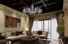 Living Room Crystal Chandeliers L059CE