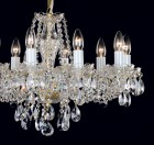 Traditional Crystal Chandeliers  AL179 - detail