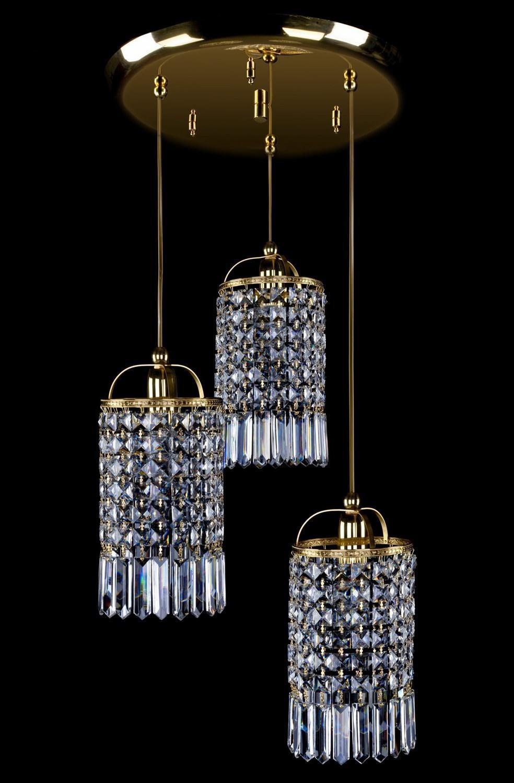 Pendant Lighting Crystal L10028ce