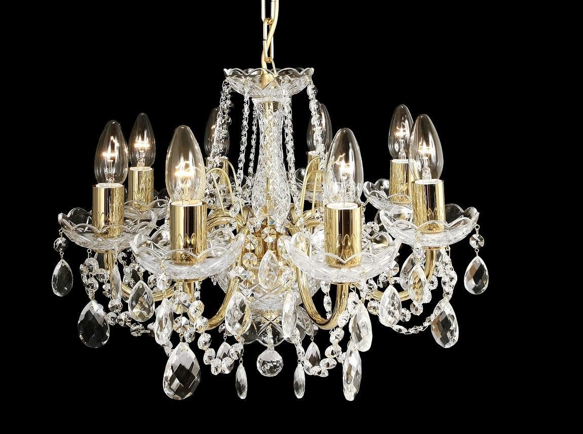 Chandelier With Metal Arms Tx234000208