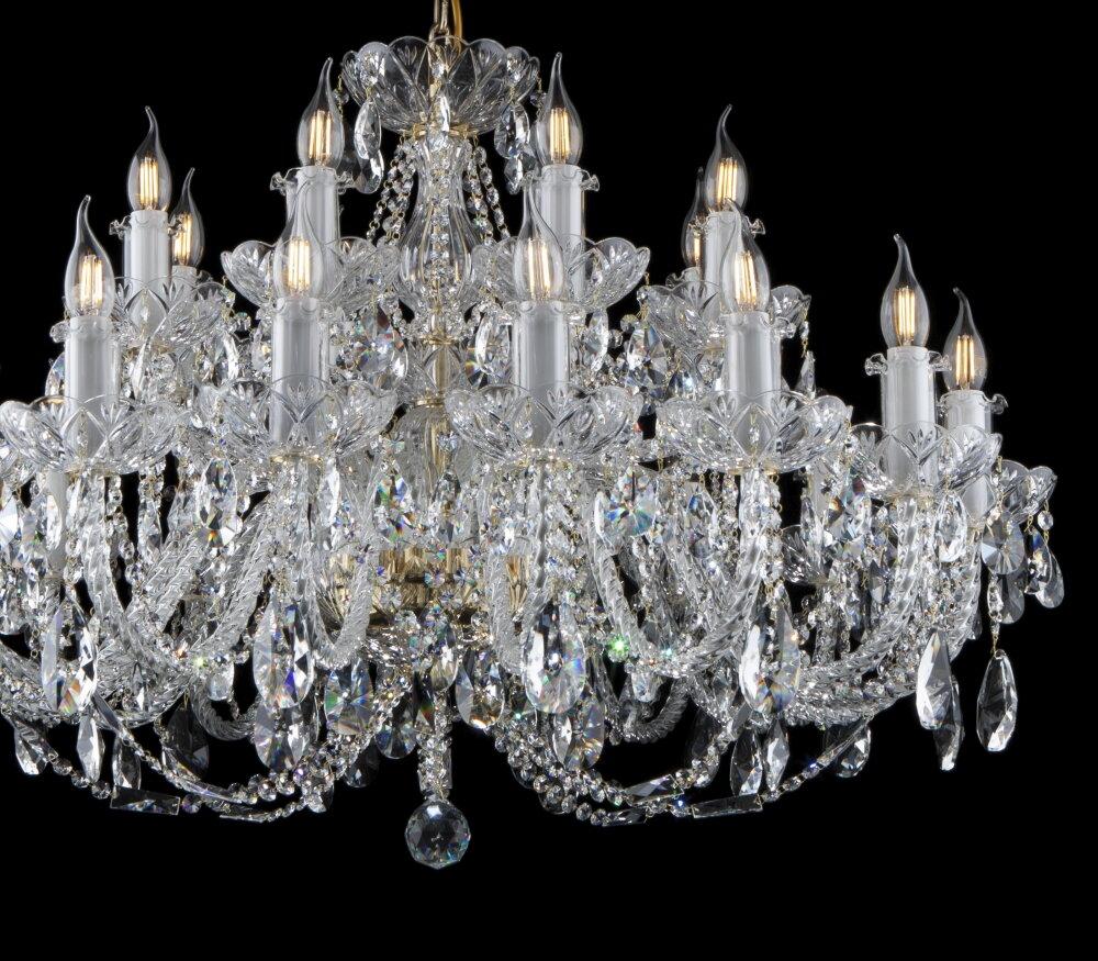 Chandelier Crystal El1022402