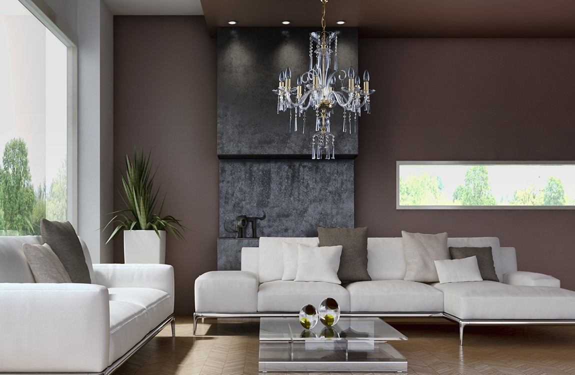 Living Room Chandeliers and Ceiling Lights  AL143