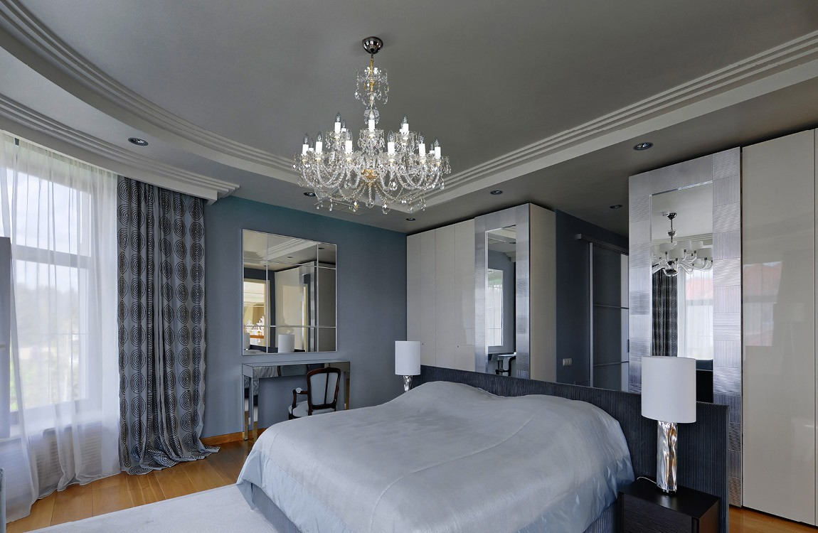 Bedroom Chandeliers and Ceiling Lights EL6211819