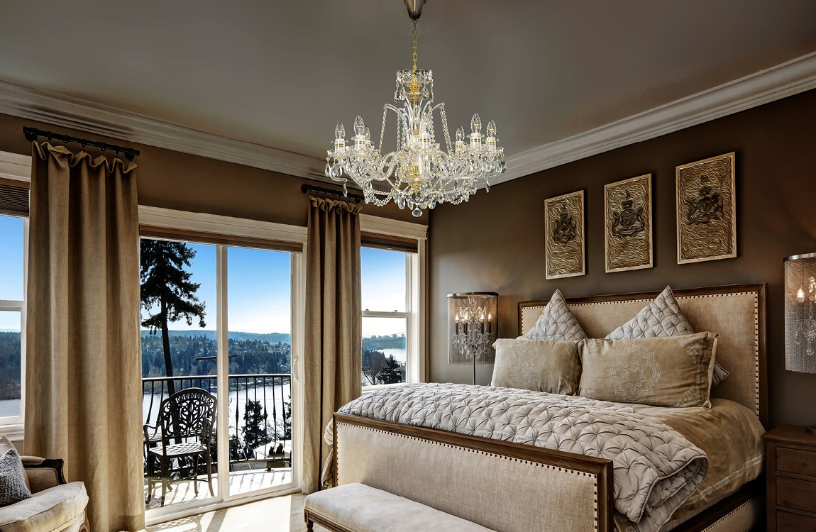 Bedroom Chandeliers and Ceiling Lights EL633895