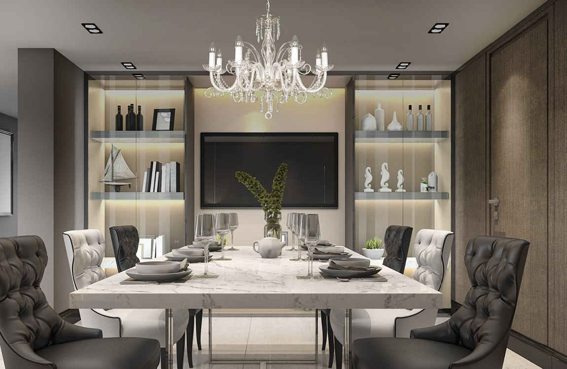Dining Room Chandelier EL416803