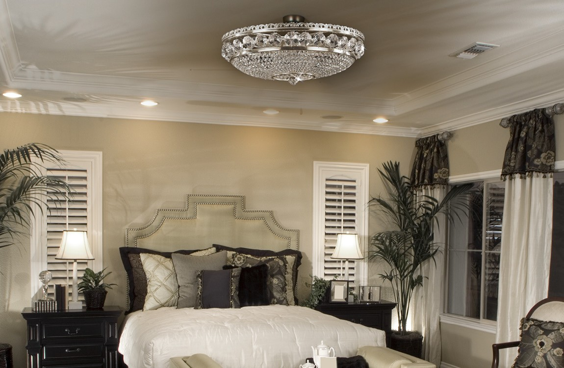 Ceiling light for the bedroom PS072