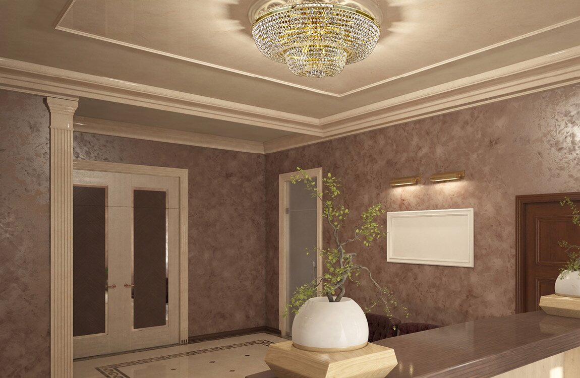 Hall and Staircase Chandeliers and Ceiling Lights L215CE
