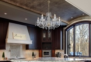 Kitchen and Dining Room Chandeliers and Ceiling Lights