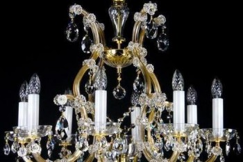 Maria Theresa Chandeliers  | Free transport in the EU | ARTCRYSTAL.CZ