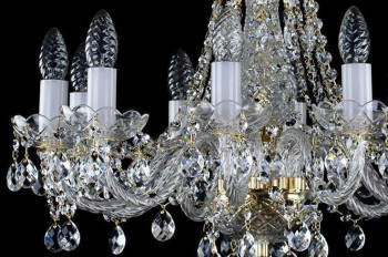 Traditional Crystal Chandeliers | Free transport in the EU | ARTCRYSTAL.CZ