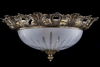 Ceiling Lights Brass  | Free transport in the EU | ARTCRYSTAL.CZ