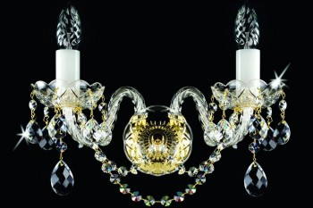 Crystal Wall Lights Traditional | Free transport in the EU | ARTCRYSTAL.CZ