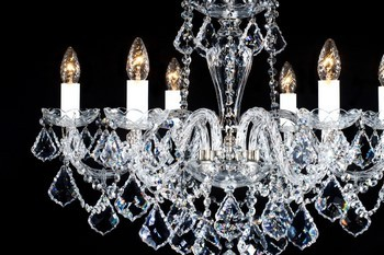News - new crystal chandeliers on offer