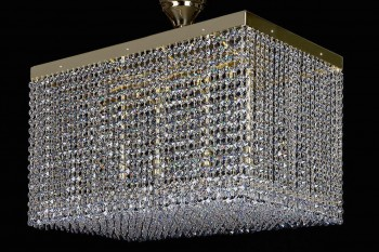 Ceiling Lights Square | Free transport in the EU | ARTCRYSTAL.CZ