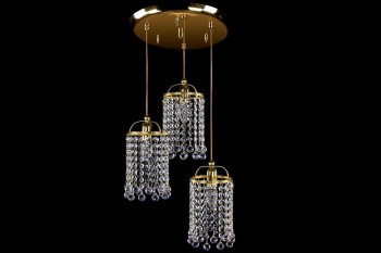 Pendant Lighting Crystal | Free transport in the EU | ARTCRYSTAL.CZ