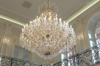 Custom Chandeliers Traditional | Free transport in the EU | ARTCRYSTAL.CZ