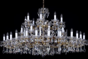 Maria Theresa Large Chandeliers | Free transport in the EU | ARTCRYSTAL.CZ