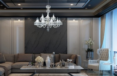 Living Room Chandeliers and Ceiling Lights EL6001819