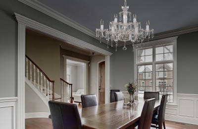 Kitchen and Dining Room Chandeliers and Ceiling Lights EL601919NH