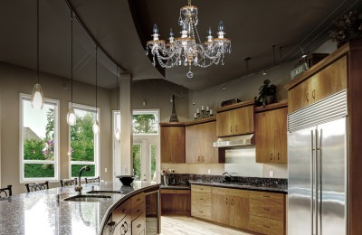 Kitchen and Dining Room Chandeliers and Ceiling Lights  EL645502