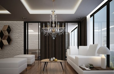 Living Room Chandeliers and Ceiling Lights EL673619