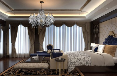 Bedroom Chandelier EL1021601