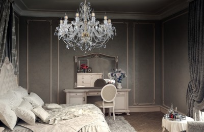 Traditional chandeliers for the bedroom EL1101201
