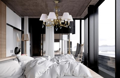 Bedroom Chandelier L326