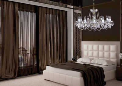 Crystal chandelier bedroom lighting L16417