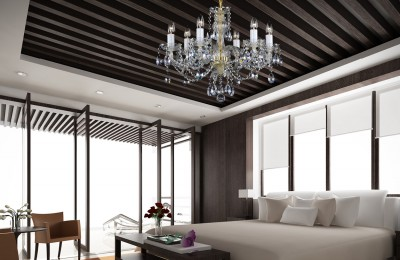 Bedroom Chandelier PAU385000006