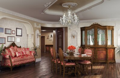 Crystal Chandeliers And Ceiling Lights, Wood Chandelier Dining Room
