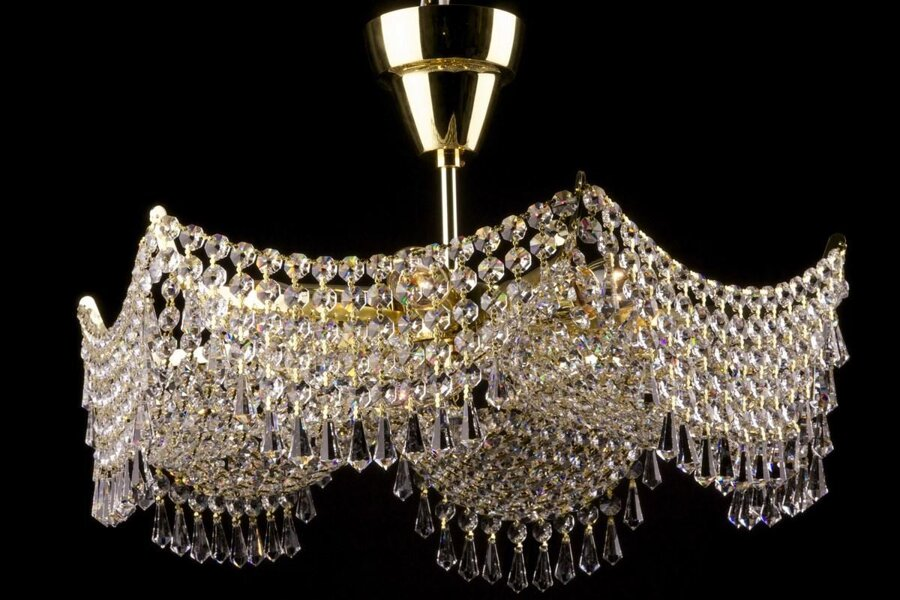 Ceiling Light Crystal TH206 - P