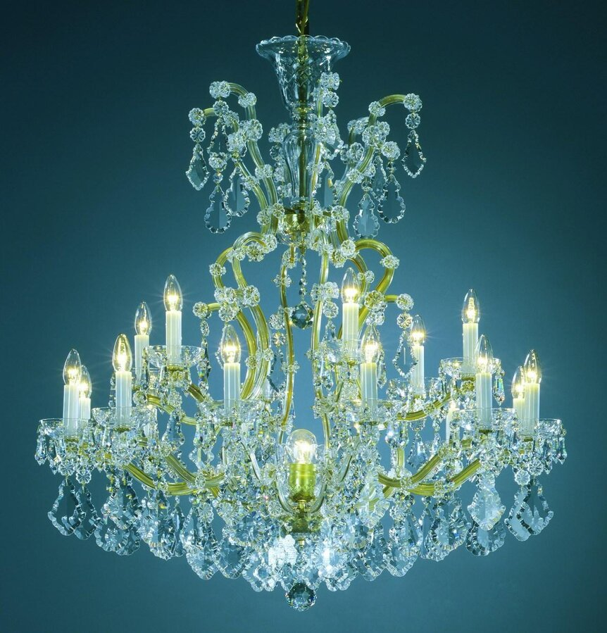 Classic chandeliers Maria Theresa APL037