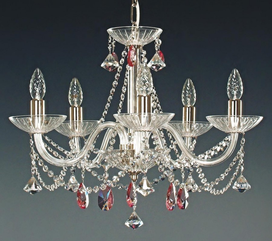 Crystal chandelier EL220506-7