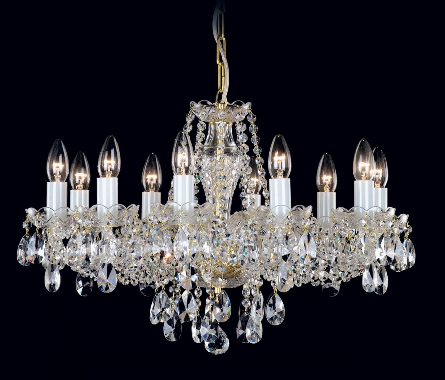 Crystal chandelier AL179