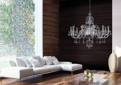 Photogallery - chandeliers for houses and flats