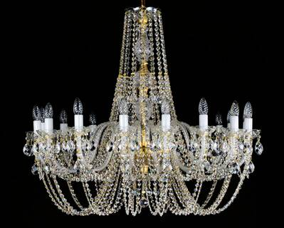 Crystal chandelier L038CE