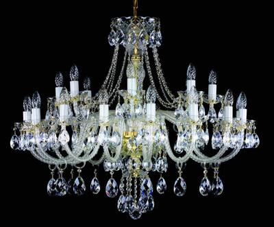Crystal chandelier L09024CE