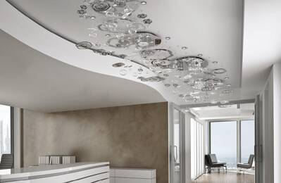 Design ceiling light LV125