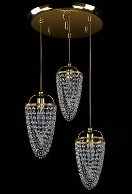 Pendant Lighting Crystal L473CE