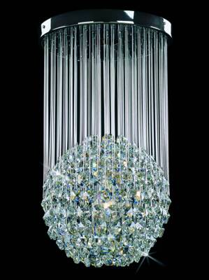 Crystal ceiling lamp modern PS017 - P
