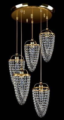 Pendant Lighting Crystal L10027CE