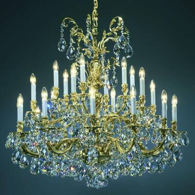 Historical cast chandelier PL105